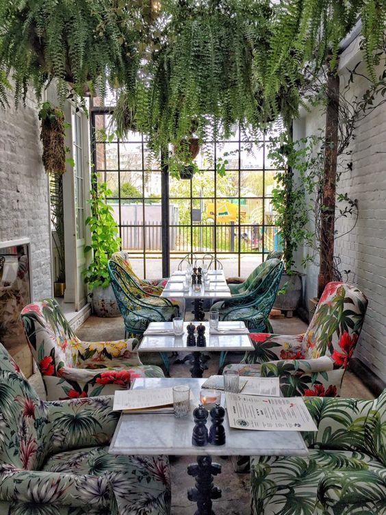 jardin suspendu restaurant