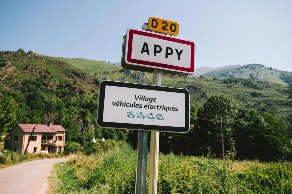 appy village véhicules électriques