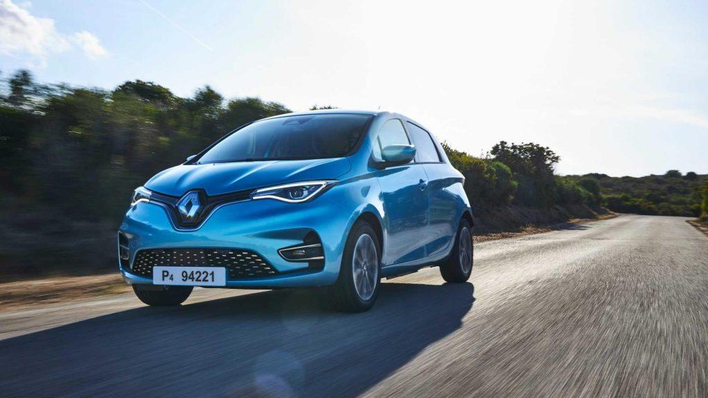 Renault Zoe ecologique