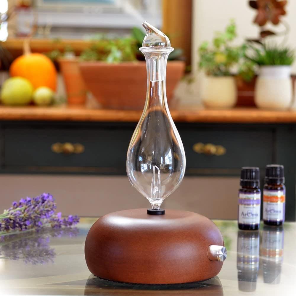 diffuseur huile essentielle nébulisation
