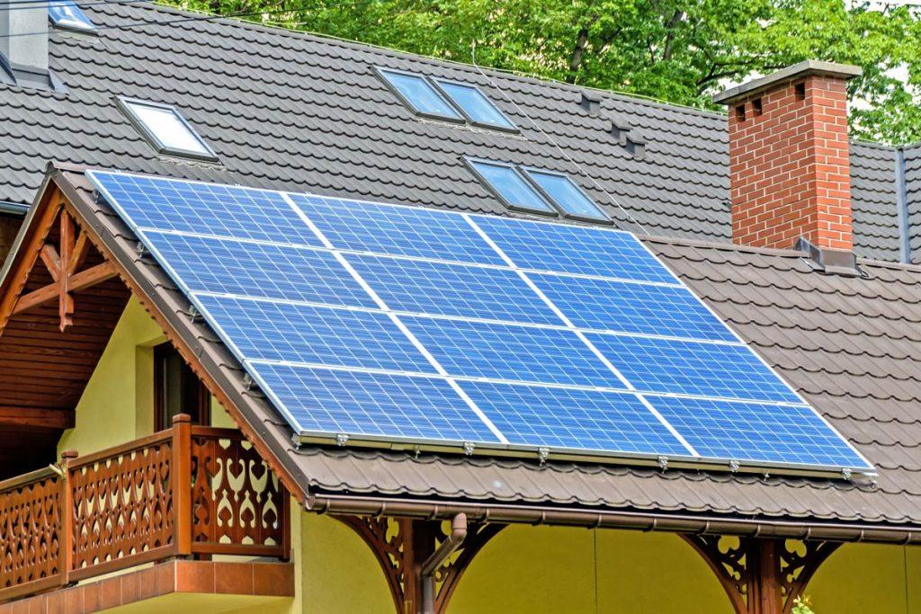 énergie photovoltaïque
